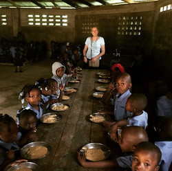 CIHaiti school lunch and me 1 Nov 2017