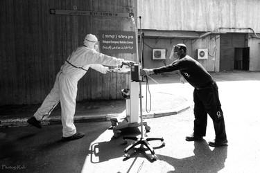 Covid 19 - entrance to biological ER