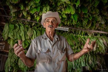 Cigar man, Cuba