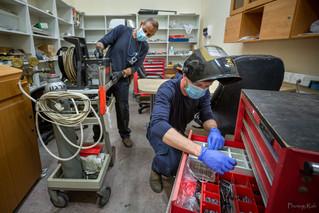 Covid 19 - technicians