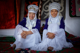 Market festival, Kyrgyzstan