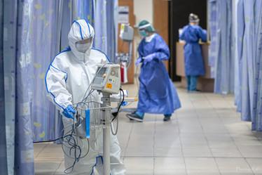 Covid 19 - biological emergency department