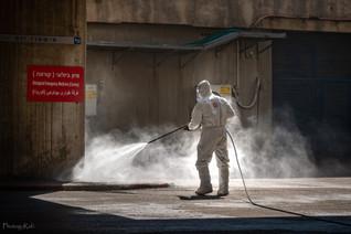 Covid 19 - decontamination