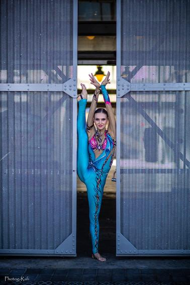 The dancer, Israel
