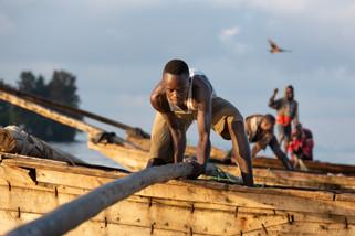 Fisherman - Rwanda