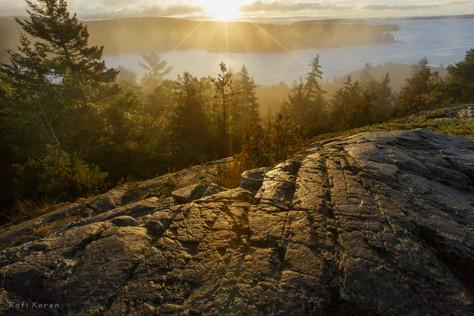 Flying Mountain, ME, USA