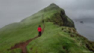 Faroe Island typical view