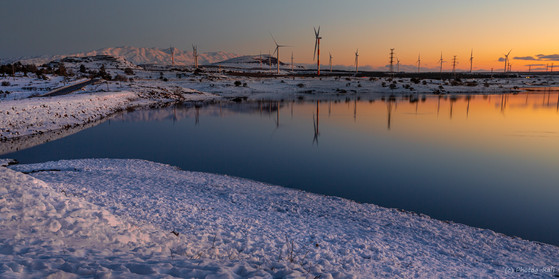 Golan sunrise