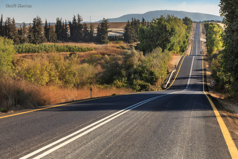 Road 899, Northern Israel