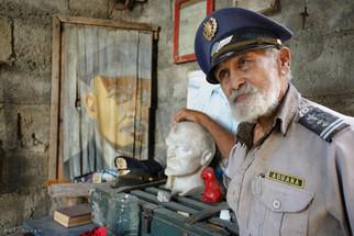 The officer, Cuba