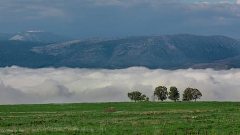 Clouds Blanket
