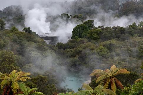 Te Puia, New Zealand