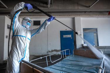 Covid 19 - bed decontamination