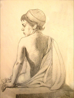 CHARCOAL DRAWING 2