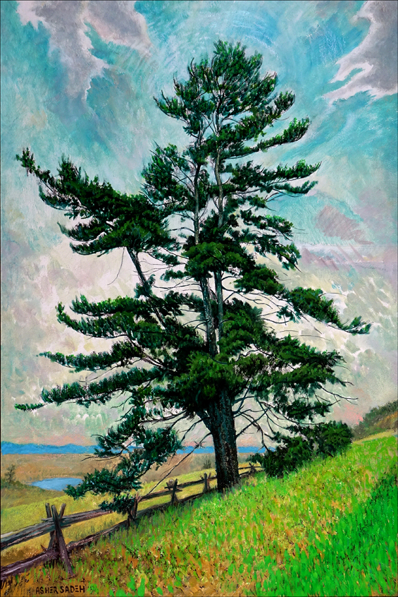 PINE TREE II 36x24