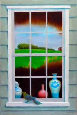 WINDOW REFLECTION 36X24