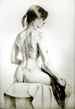 CHARCOAL DRAWING 12