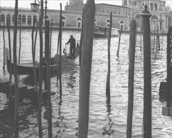 Venetian boatman