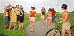 A WALK IN THE PARK 30X60