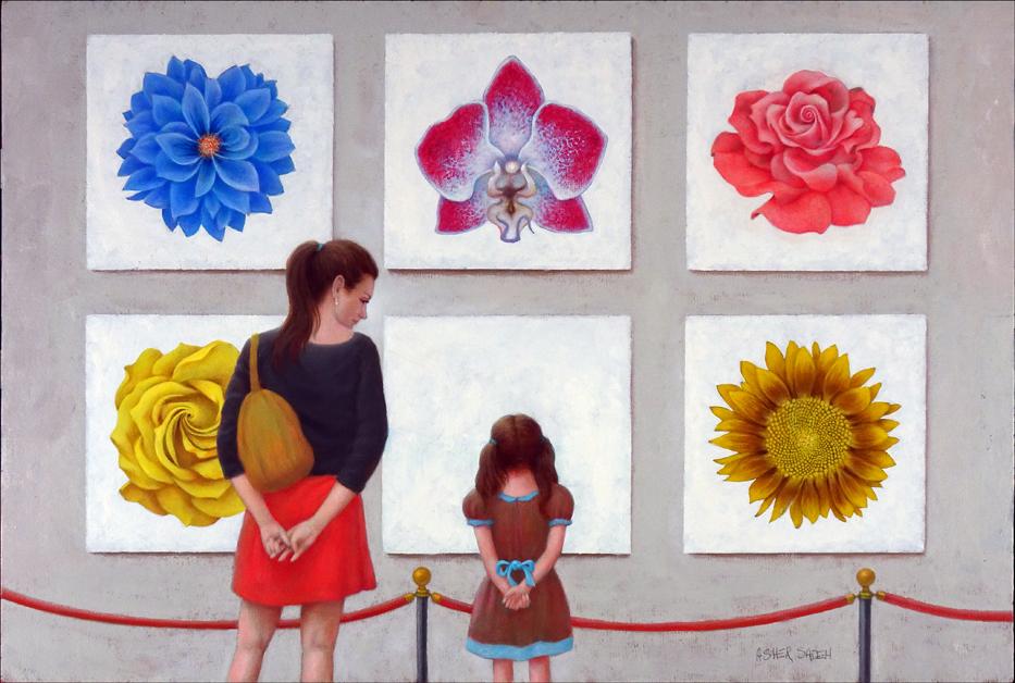 FLOWER SHOW 24X36