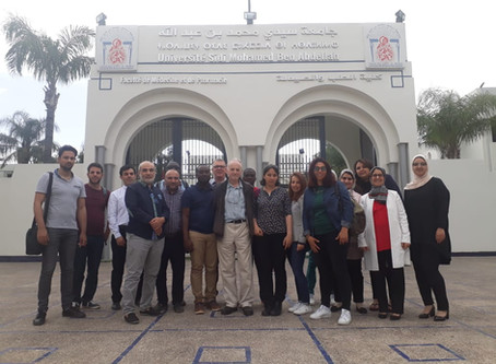 Training in Fez (Morocco)