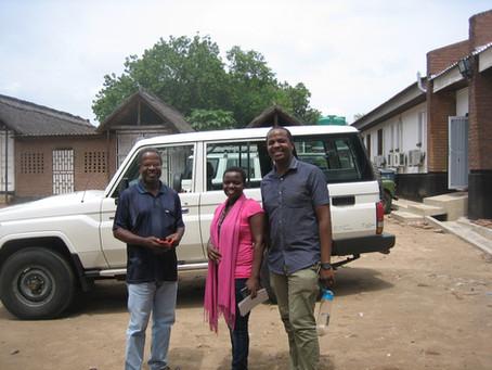 Team in Malawi