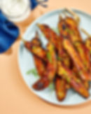 Miso Glazed Eggplant (New) - Joy of Cook