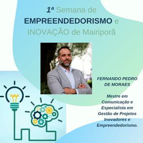 1 SEMANA DE EMPREENDEDORISMO E INOVAÇÃO DE MAIRIPORÃ