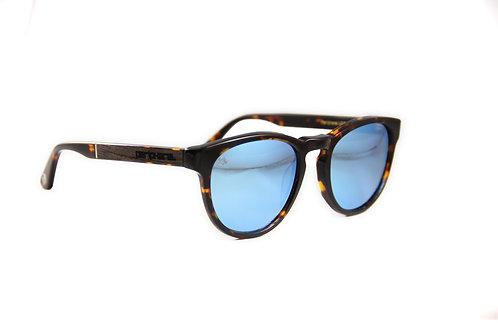 Timber Line - Mods - Tortoise & Blue Mirror Lens