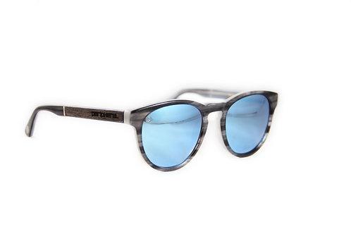 Timber Line - Mods - Grey Stripe - Blue Lens