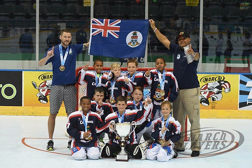 Cayman Islands Youth Inline Hockey