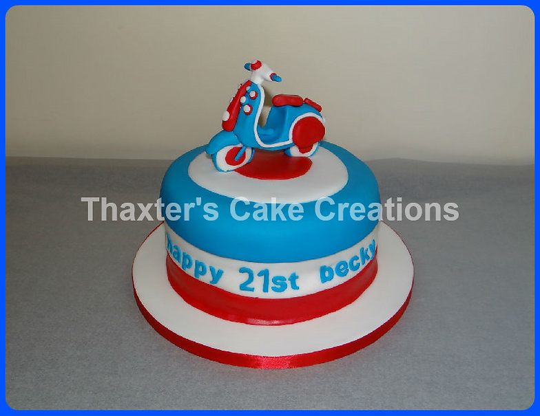 Thaxters Cake Creations pictures Lincoln