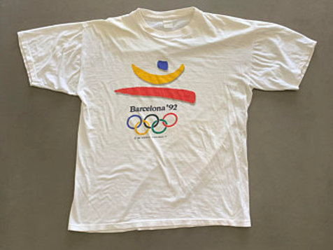 Vintage 1992 Olympic