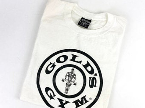 90s golds gym tshirt