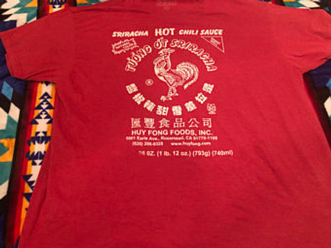Sriracha Red Rooster