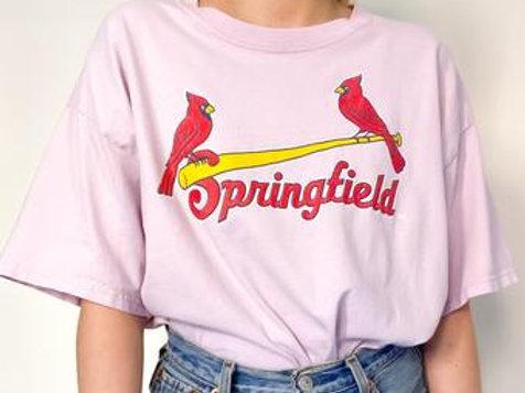 1990s Pink Springfie
