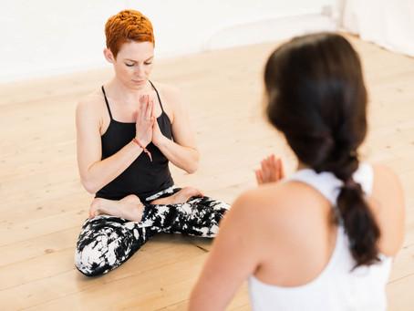 Yoga für die Hormone