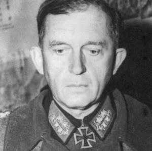 Generalleutnant (Lieutenant General) Karl-Wilhelm von Schlieben