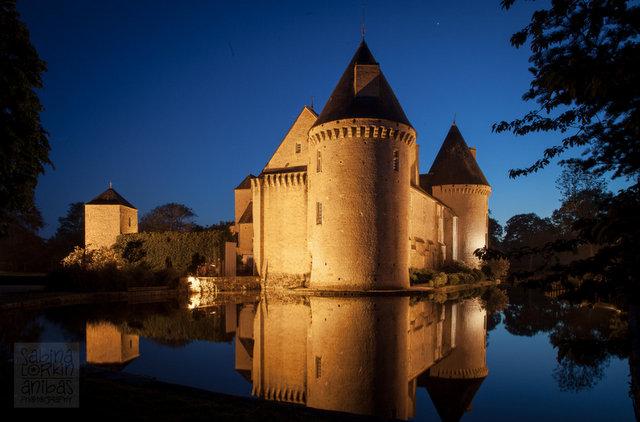 Chateau de Colombieres