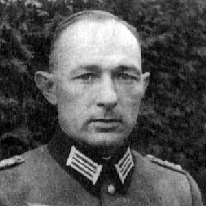 Generalleutnant (Lieutenant General) Wilhelm Richter