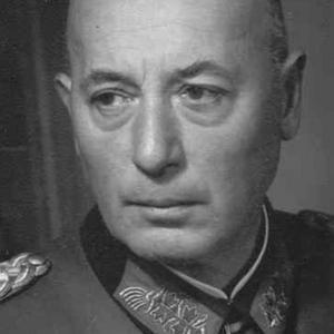 Generaloberst (Commander-in-Chief) Friedrich Karl Albert Dollmann
