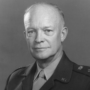 General Dwight D Eisenhower