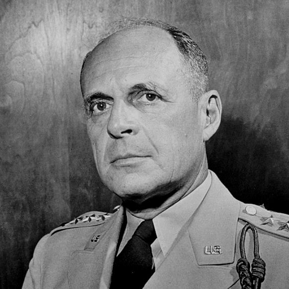 Major General Matthew Bunker Ridgway
