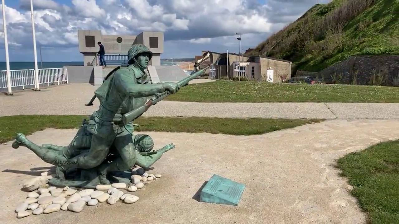 GUIDED D-DAY : US Sector D-Day Tour