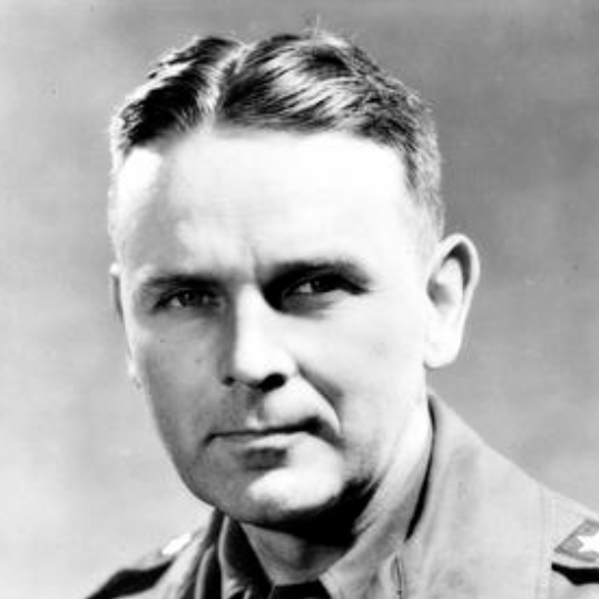 Major General Maxwell Taylor