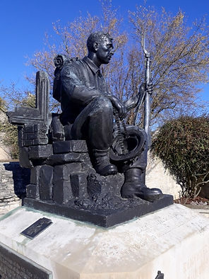 Green Howards Memorial, Crépon