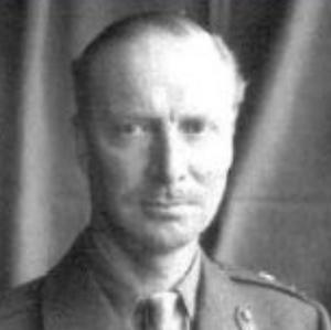 Major General Gerard Corfield Bucknall