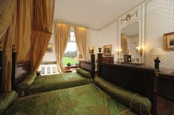 Chateau de Canisy Empire Room