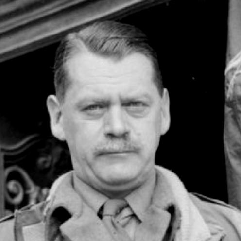 Major General Sir Richard Nelson Gale