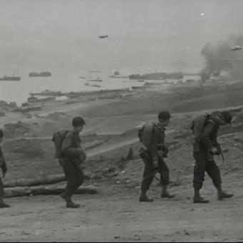 2nd ID troops arrive WN65